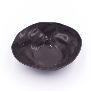 Stoneware Bowl Slate Medium