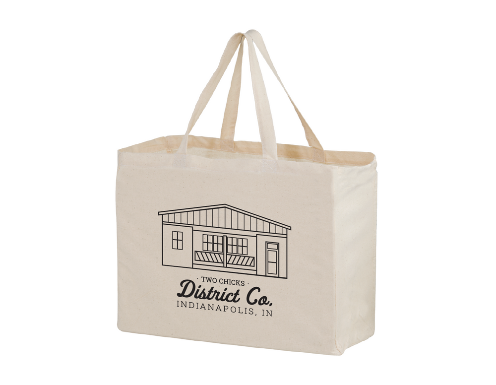 Canvas Tote - Storefront Design