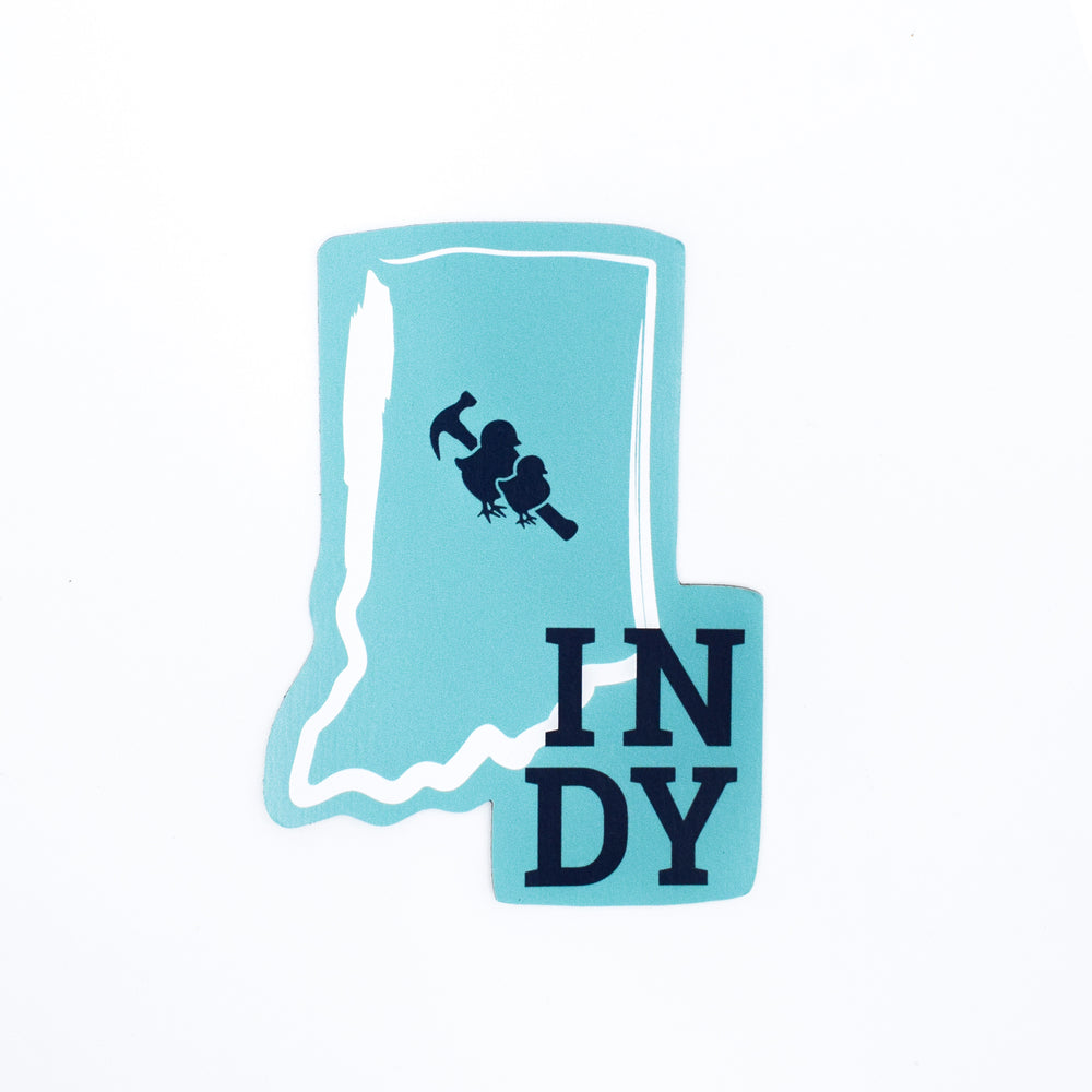 Load image into Gallery viewer, Magnet - Indy Logo