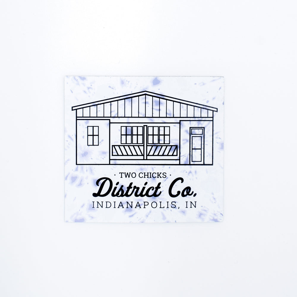 Magnet - District Co. Storefront