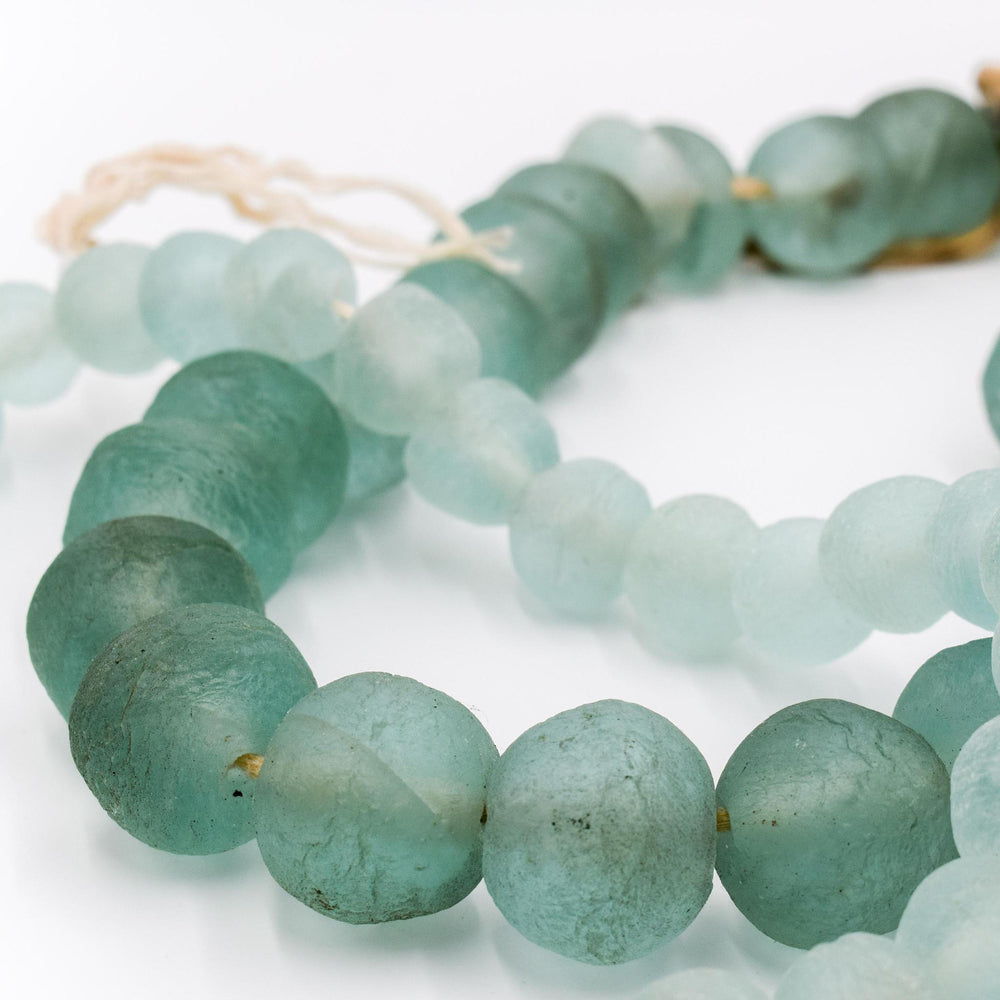 African Recycled Glass Beads