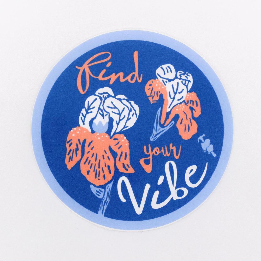 Sticker - Find Your Vibe
