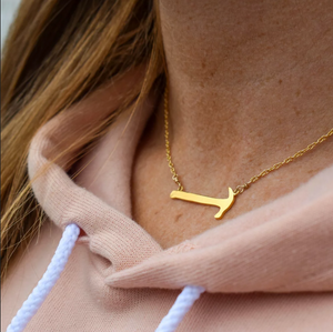 Hammer Necklace - Gold