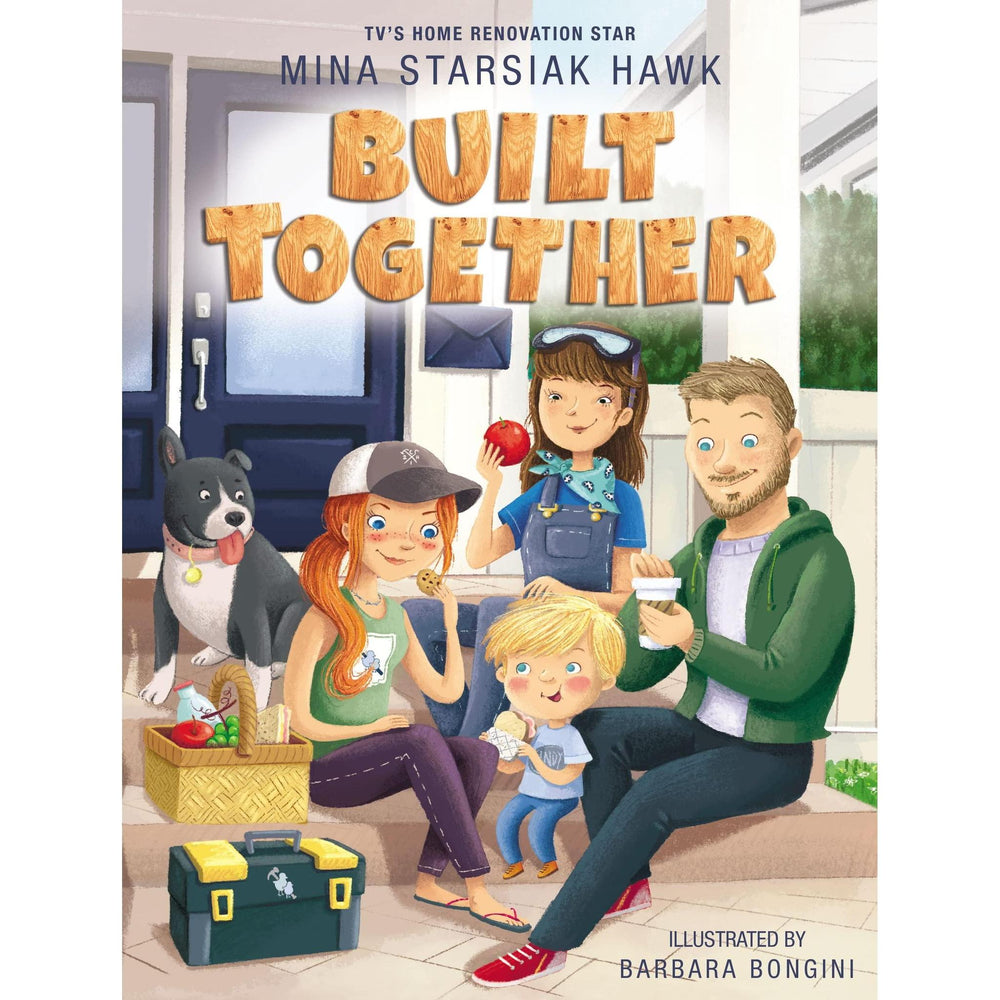 Built Together Book