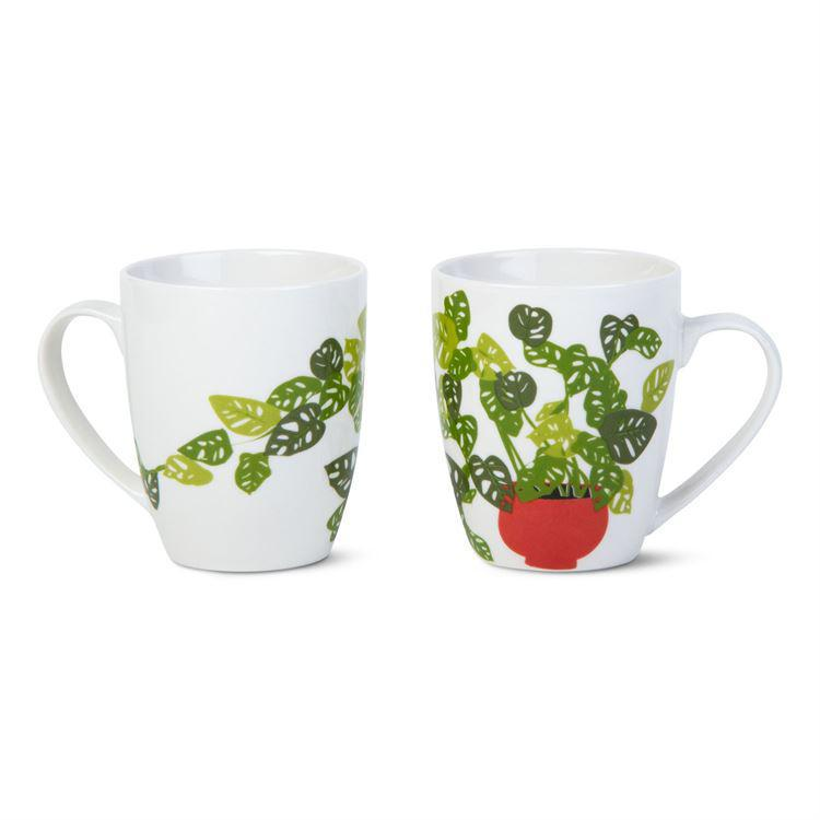 Load image into Gallery viewer, Monstera Mug