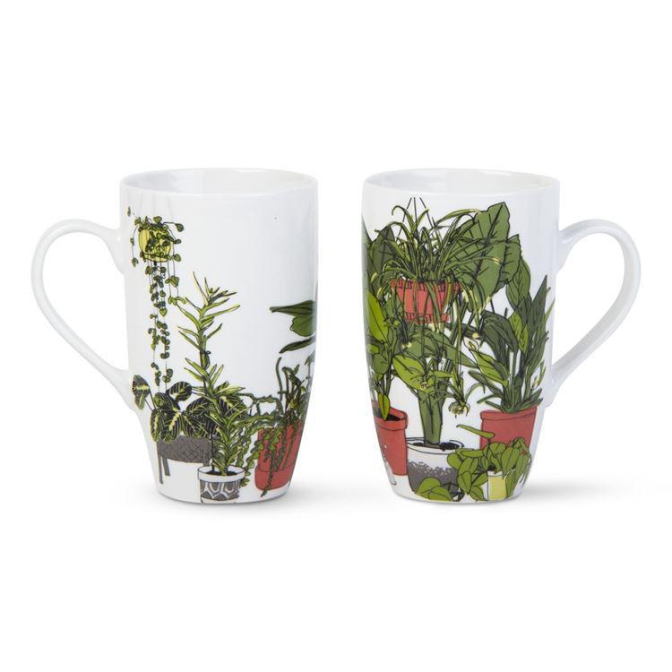 Lots of Plants in Here Mug