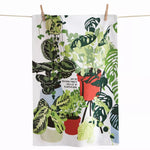 Lots of Plants in Here Dish Towel