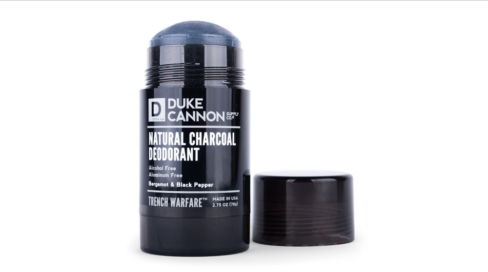 Load image into Gallery viewer, Natural Charcoal Deodorant