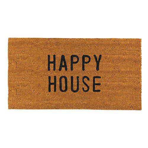 Doormat - Happy House