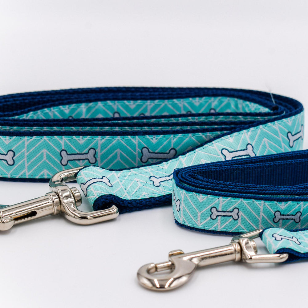 Bone Motif Dog Leash