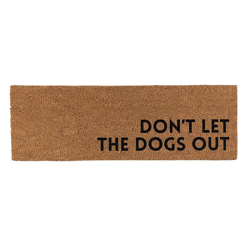 Doormat - Don't Let the Dogs Out