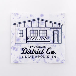 D|Co. Storefront Sticker