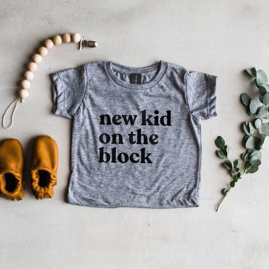 New Kid On The Block Toddler Tee