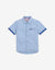 BOYS SQUIGGLE PRINT SHORT SLEEVES SHIRT