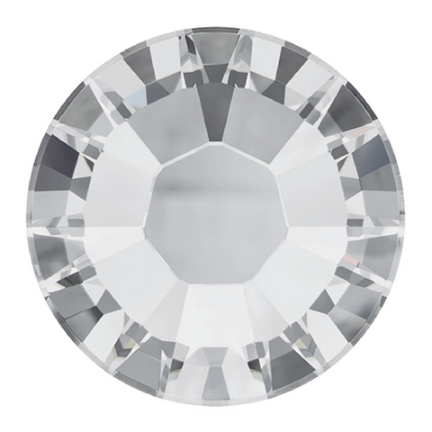 Swarovski® crystal - Hotfix - Article 2038 - CRYSTAL (clear) - 3 sizes available