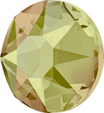 Swarovski® crystal - Hotfix - Article 2078 - CRYSTAL LUMINOUS GREEN - SS20 (4.8 mm)