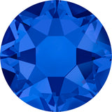 stock image of Swarovski Crystal Hotfix in Crystal Meridian Blue colour