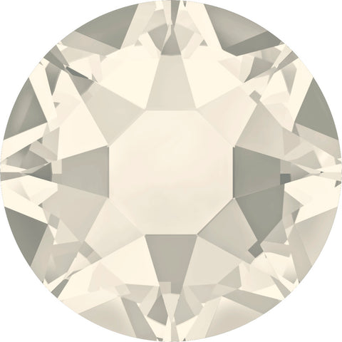 stock image of Swarovski Crystal Hotfix in Crystal Moonlight colour