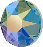 stock image of Swarovski Crystal Hotfix in Crystal Paradise Shine colour