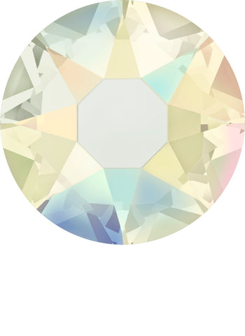 stock image of Swarovski Crystal Hotfix in Crystal Shimmer colour