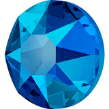 stock image of Cobalt Shimmer in Hotfix Swarovski Crystals