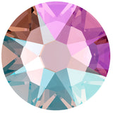 Swarovski® crystal - No Hotfix - Article 2088 - LIGHT ROSE SHIMMER - SS20 (4.8 mm)