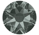 Swarovski Crystal - Hotfix - Article 2078 - XIRIUS Rose - Black Diamond