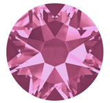 Swarovski Crystal - Hotfix - Article 2078 - XIRIUS Rose - Rose
