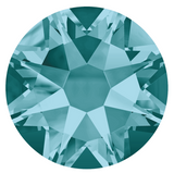 Swarovski® crystal - No Hotfix - Article 2088 - BLUE ZIRCON - 5 sizes available