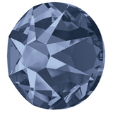 Swarovski® crystal - No Hotfix - Article 2088 - DENIM BLUE - 5 sizes available