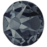Swarovski® crystal - No Hotfix - Article 2088 - GRAPHITE - 5 sizes available