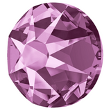 Swarovski® crystal - No Hotfix - Article 2088 - LIGHT AMETHYST - 5 sizes available