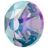 Swarovski® crystal - No Hotfix - Article 2088 - TANZANITE SHIMMER - SS20 (4.8 mm)