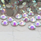 Swarovski® crystal - No Hotfix - Article 2088 - CRYSTAL AB - SS30 (6.5 mm) - BULK PACK
