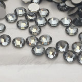 Swarovski No Hotfix Crystal Black Diamond Grey Flat Backs Article 2088