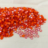 Swarovski® crystal - No Hotfix - Article 2088 - ORANGE GLOW DELITE - SS20 (4.8 mm)