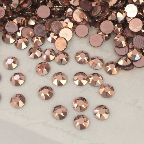 Swarovski Crystal - Hotfix - Article 2078 - XIRIUS Rose - Rose Gold