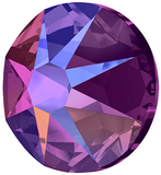 Swarovski® crystal - No Hotfix - Article 2088 - FUCHSIA SHIMMER - SS20 (4.8 mm)