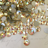 Swarovski® crystal - No Hotfix - Article 2088 - JONQUIL AB - SS20 (4.8 mm)