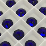 photo Swarovski Crystal Cobalt darkest blue