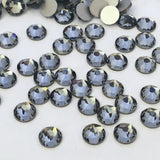 real photo of Silver Night a dark grey special effect from Crystals from Swarovski