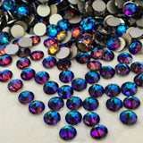 Swarovski® crystal - No Hotfix - Article 2088 - CRYSTAL MERIDIAN BLUE - SS20 (4.8 mm)