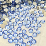 Swarovski® crystal - No Hotfix - Article 2088 - LIGHT SAPPHIRE - 5 sizes available