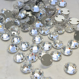 actual group photo of Swarovski Crystal sewon stones in clear crystal colour