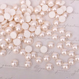 Swarovski® crystal - Hotfix - Article 2080/4 - CRYSTAL WHITE PEARL - 3 sizes available