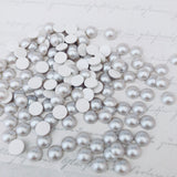 Swarovski® crystal - Hotfix - Article 2080/4 - CRYSTAL IRIDESCENT DOVE GREY PEARL - 3 sizes available