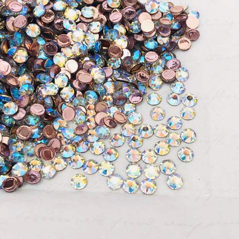 Swarovski® crystal - Hotfix - Article 2038 - CRYSTAL SHIMMER - 2 sizes available