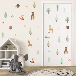 Wall Decals/Nursery Stickers