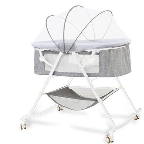 Baby Bedside Co-sleeper Crib