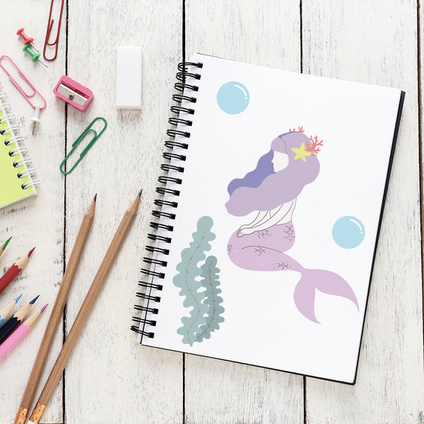 Wall Decals Nursery Stickers - Mermaids